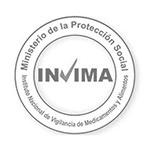 Logo INVIMA